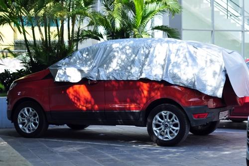 Một số lưu ý cho người dùng ô tô trong trời nắng nóng