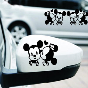 Tem phản quang xe hơi giá cả phù hợp với người dùng