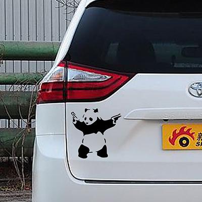 Sticker phản quang đuôi xe hơi và một số kinh nghiệm bảo dưỡng xe mùa mưa