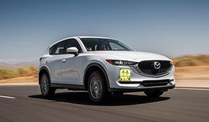 Tem phản quang giao thông thiết kế dành riêng cho Mazda CX - 5 2018