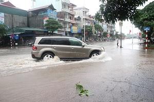 Cách bảo vệ xe lội nước không lo chết máy